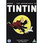 The Adventures of Tintin [DVD]